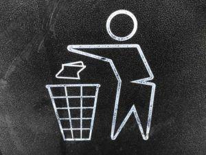 Worki na odpady segregowane