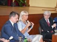 Wicepremier Elżbietą Bieńkowską z wizytą w Mikołowie