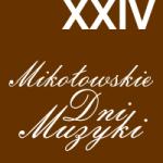 XXIV Mikołowskie Dni Muzyki