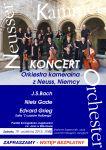 Koncert Orkiestry Kameralnej z Neuss, Niemcy