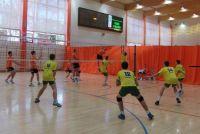 IV Turniej o Puchar Burmistrza Mikołowa w Piłce Siatkowej Chłopców