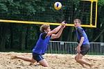 Mistrzostwa Miast Śląskich w siatkówce plażowej mężczyzn