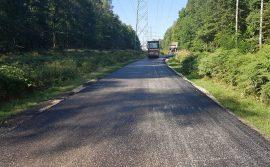 Zaprojektowanie i wykonanie przebudowy drogi ul. Reta Śmiłowicka w Mikołowie na odcinku od ul. Gliwickiej do granicy posesji 5A przy ul. Reta Śmiłowicka.