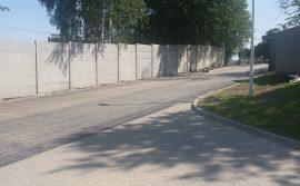 Drogi wewnętrzne wraz z miejscami postojowymi i oświetleniem dla budownictwa komunalnego przy ul. Żwirki i Wigury w Mikołowie