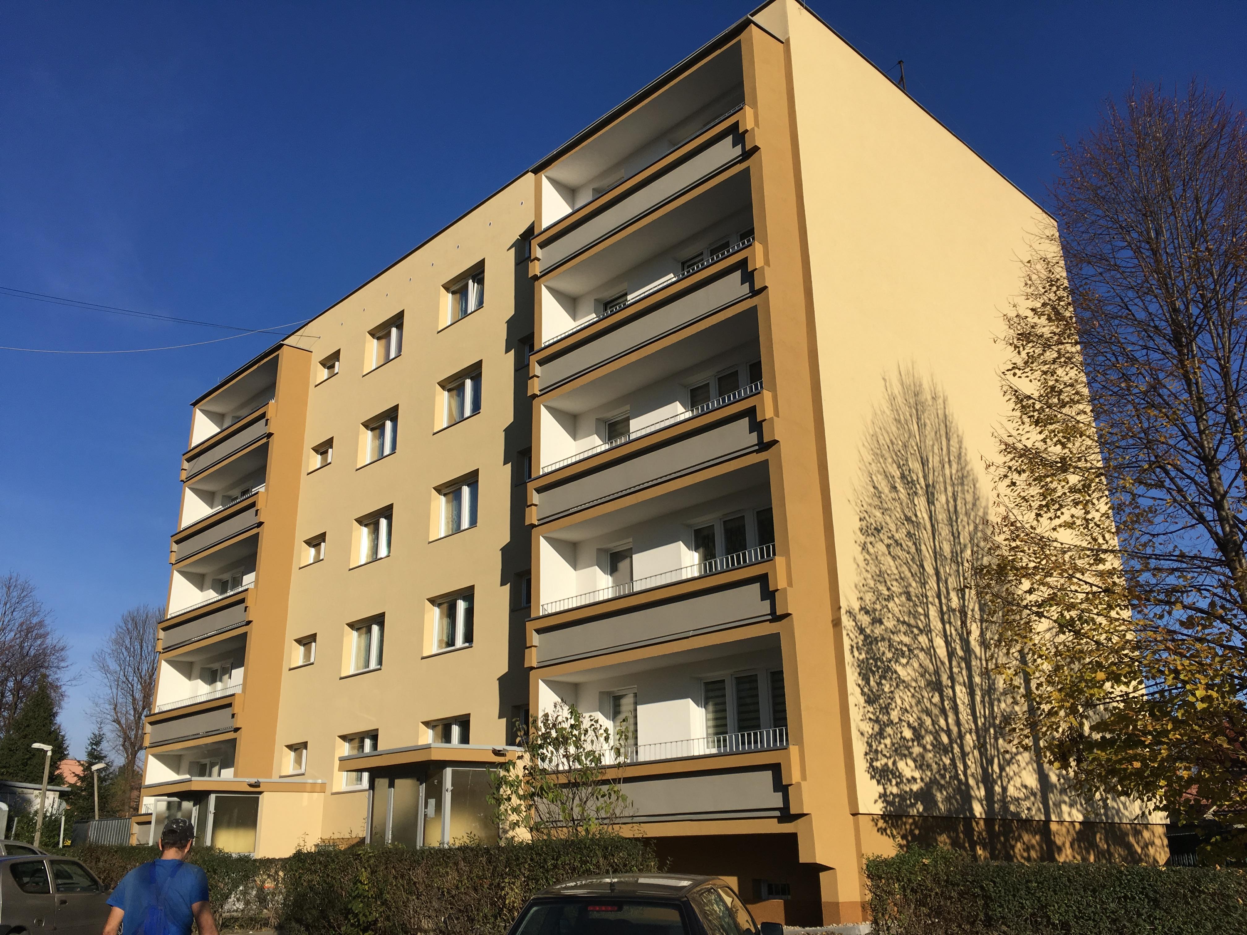 Poprawa jakości powietrza atmosferycznego w mieście Mikołów etap II termomodernizacja zasobu komunalnego na terenie Centrum Miasta – budynek przy ul. Prusa 5 a-b