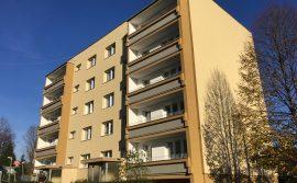 Poprawa jakości powietrza atmosferycznego w mieście Mikołów etap II remomodernizacja zasobu komunalnego na terenie Centrum Miasta – budynek przy ul. Prusa 5 a-b