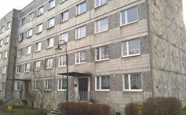 Poprawa jakości powietrza atmosferycznego w mieście Mikołów etap II termomodernizacja zasobu komunalnego na terenie Centrum Miasta – budynek na os. Mickiewicza 22
