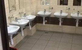 Remont kapitalny łazienki dla Przedszkolaków w ZSP przy ul. Skalnej 10 w Mikołowie