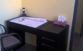 Modernizacja pomieszczenia dla intendentki w P-1