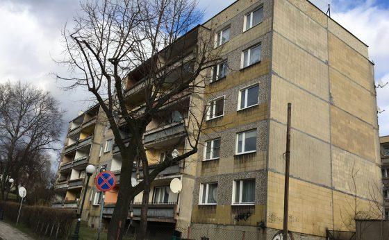Poprawa jakości powietrza atmosferycznego w mieście Mikołów etap II termomodernizacja zasobu komunalnego na terenie Centrum Miasta – budynek przy  ul.  Prusa 5 c-f