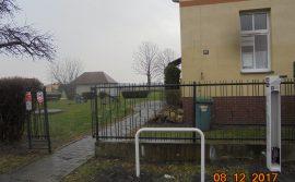 Stacja naprawcza i stojak na rowery - śmiłowice