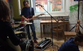Centrum muzyczne krawczyka 21 - salaka do prób muzycznych