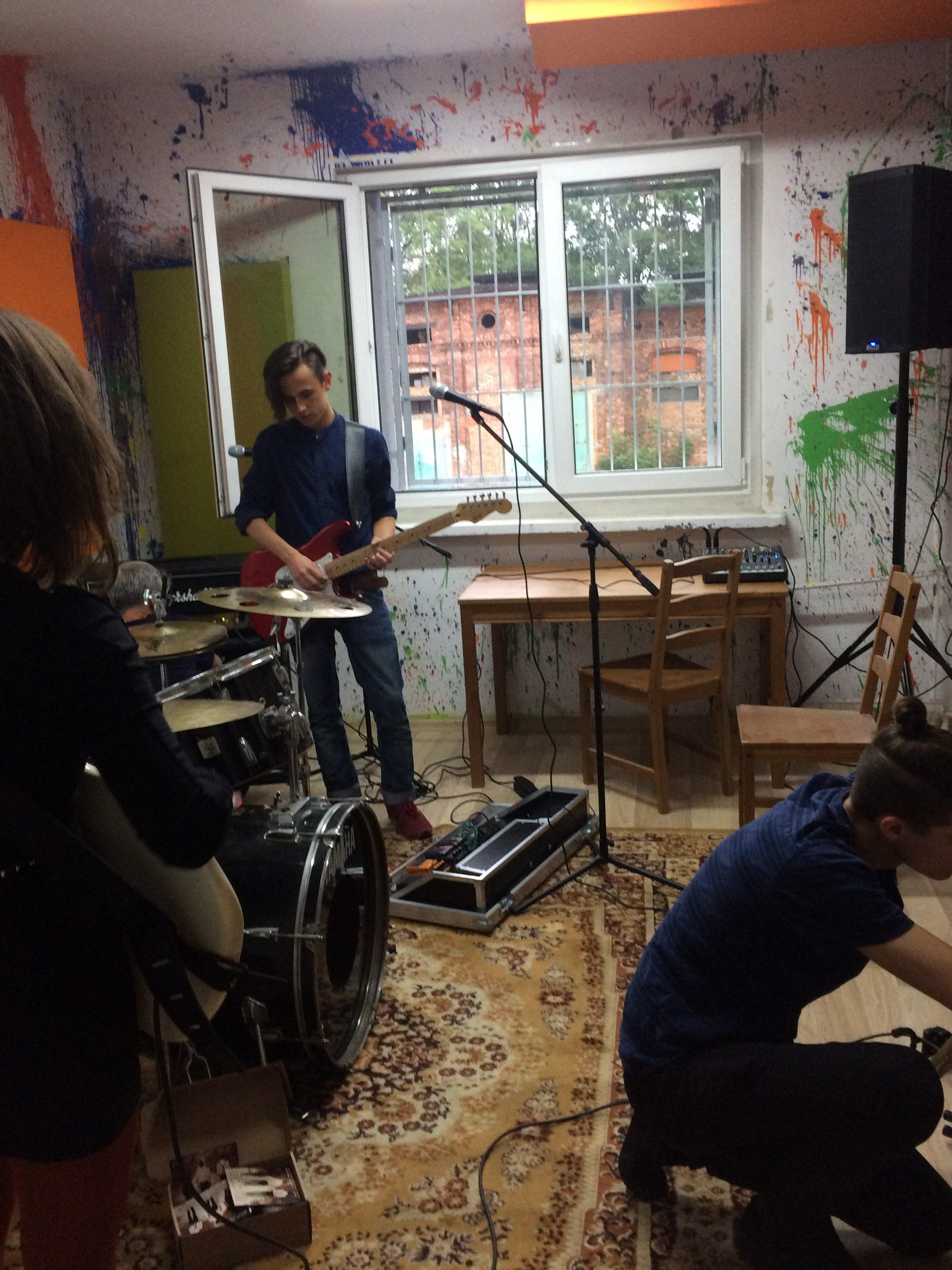 Centrum Muzyczne Krawczyka 21