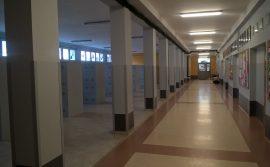 korytarz po remoncie