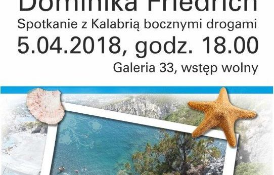 Galeria Podróżnicza Extra – D. Friedrich