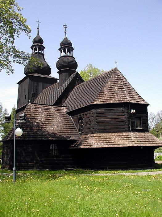 Kościół pw. Św. Mikołaja w Borowej Wsi