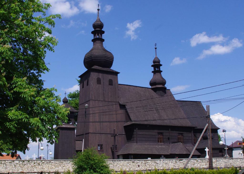 Kościół pw. Św. Piotra i Pawła w Paniowach