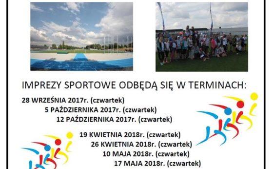 """XXIV edycja zawodów dziecięcych """"Czwartki Lekkoatletyczne"""""""