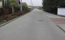 Budowa łącznika drogowego od ul. Paprotek do ul. Wieczorka w Mikołowie wraz z odwodnieniem i oświetleniem