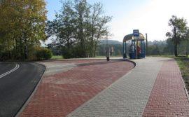 Przebudowa ul. Waryńskiego na odcinku od przejazdu kolejowego do skrzyżowania z ul. Dzieńdziela w Mikołowie