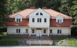 Rewitalizacja zabytkowego Parku Planty-budowa Domku Parkowego w Mikołowie
