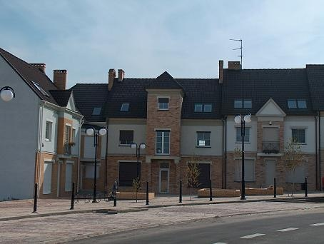 Budowa Ryneczku w dzielnicy Regielowiec w Mikołowie