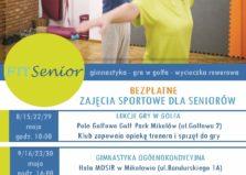 MOSiR dla Seniorów