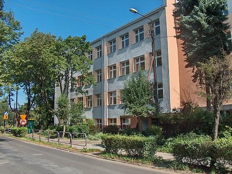 Termomodernizacja budynku SP nr 3 w Mikołowie wraz z modernizacją systemu grzewczego