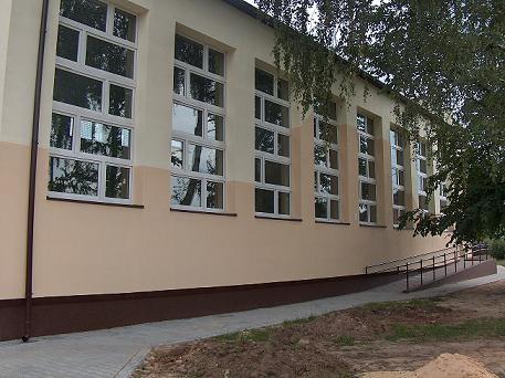 Termomodernizacja budynku Zespołu Szkół nr 2 w Mikołowie wraz z modernizacją systemu grzewczego