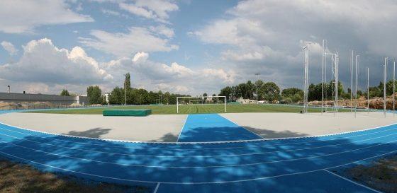 Budowa kompleksu sportowo-rekreacyjnego przy ul. Zawilców w Mikołowie – etap I