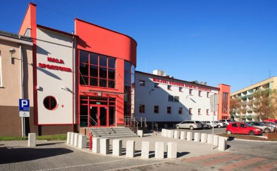 Budowa hali sportowej i adaptacja budynku Szkoły Podstawowej Nr 3 z Oddziałami Integracyjnymi, ul. Ks. BSP. Bandurskiego 1, 43-190 Mikołów