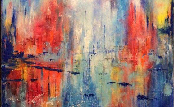 Otwarcie wystawy malarstwa – Janina Partyka-Pojęta