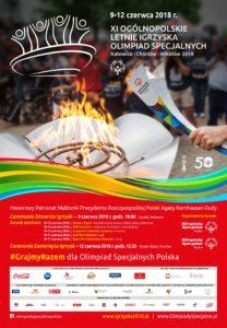 Igrzyska Olimpiad Specjalnych!