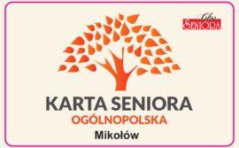 Karta Seniora w Mikołowie!