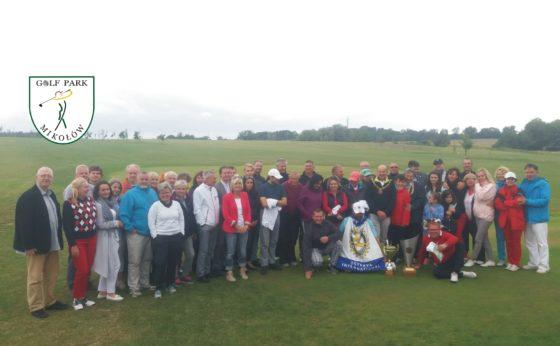 Pierwszy Turniej Międzynarodowy o Puchar Prezydentów Rotary w Golf Park Mikołów