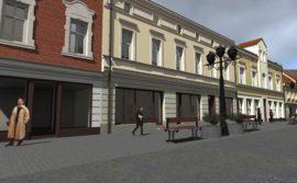 Przebudowa zdegradowanego obszaru Centrum Gminy Mikołów