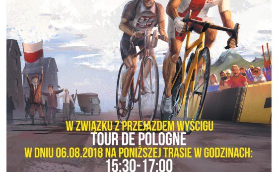 Tour de Pologne w Mikołowie!