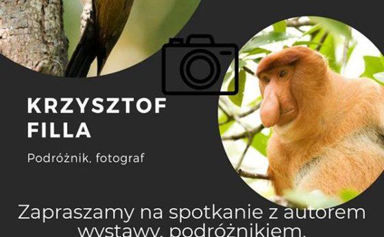 """Wernisaż z Krzysztofem Filla oraz projekcja filmu """"Green"""""""