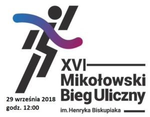 XVI Mikołowski Bieg Uliczny im. Henryka Biskupiaka –  ZAPISY