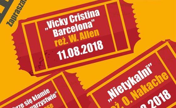 Europejskie Kino Letnie – Vicky Cristina Barcelona