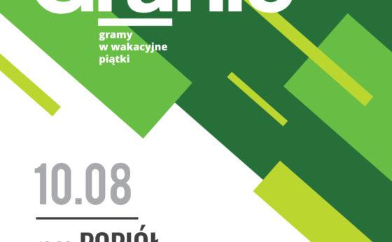 Letnie Granie: koncert zespołu Popiół