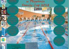 """XII Amatorskie Mistrzostwa Polski w Pływaniu """"Family Cup"""