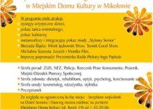 Mikołowski Dzień Seniora