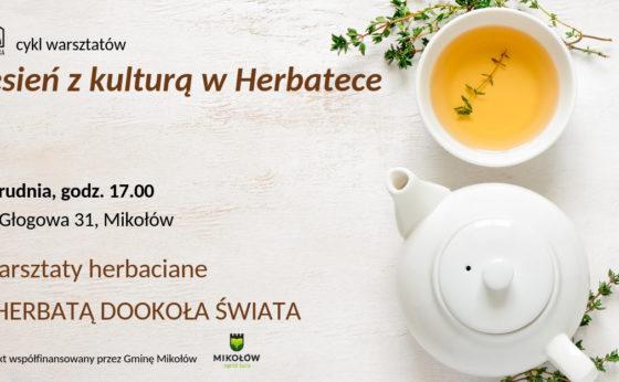 Jesień z kulturą w Herbatece