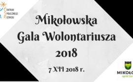 Mikołowska Gala Wolontariusza 2018