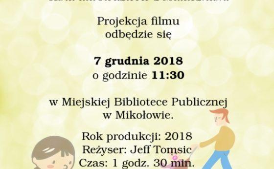 "Kino Klubu Maluszka: ""Berek"""