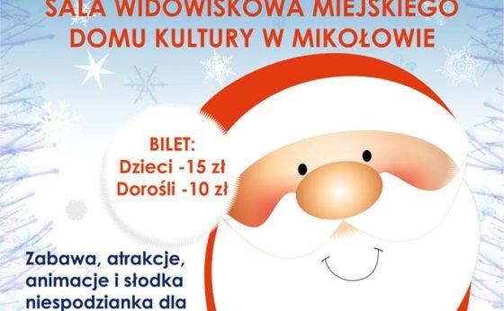 MikołajSzoł – dyskoteka dla dzieci