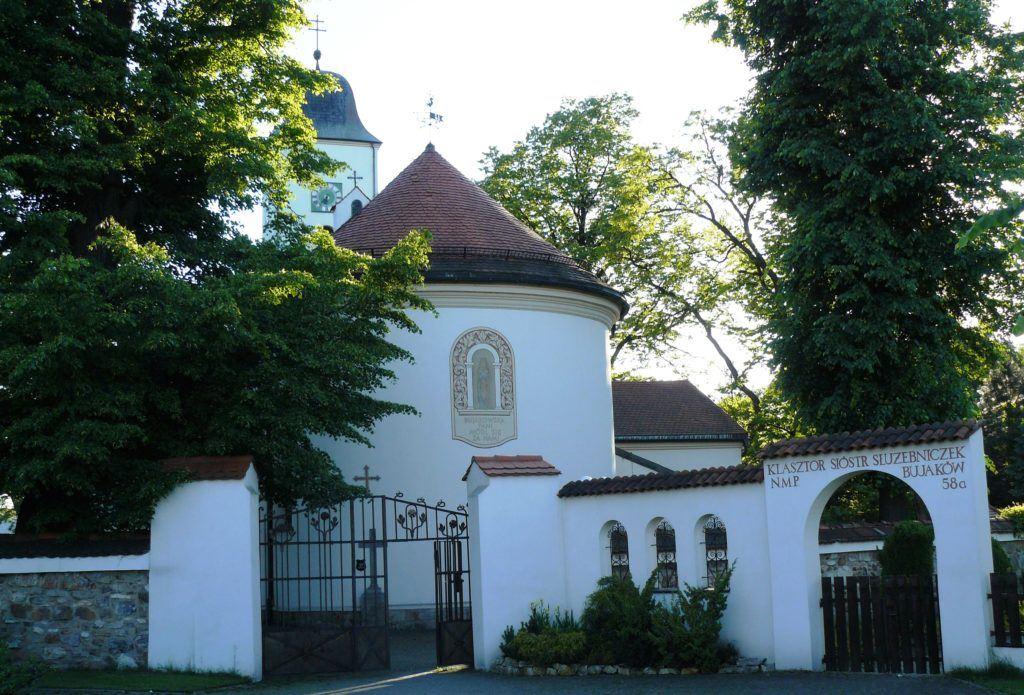 Kościół pw. św. Mikołaja w Bujakowie