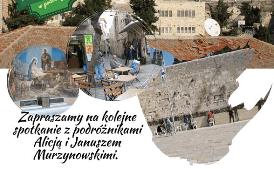 Spotkanie z podróżnikami: Murzynowscy w podróży
