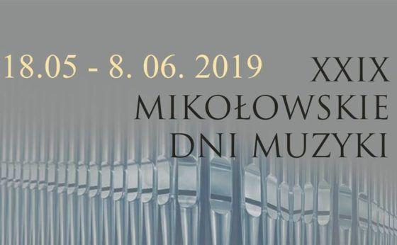 XXIX Mikołowskie Dni Muzyki